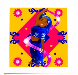 "TO AN INDIAN PRINCESS An Indian girl wearing a traditional Indian sari and twirling around a pink ribbon saying 'TO AN INDIAN PRINCESS' with a rangoli patterned background.   ggcards has been a big hit worldwide and I thought it was time to expand and make it even more personal to my customers by giving them the option to have their greeting cards personalised to their recipient. This means they would send me a picture of the persons or person they would want in the greeting card and I would use my talents and turn the picture into a Dimitra 'half real life half cartoon' creation.  If you want a specific pose then the person/persons have to already be in the pose but I can add most props, accessories, objects etc... to the picture.  Here's an example of a before picture of gg and then an after picture of gg, after I have worked my magic and turned them into 'half real life half cartoon' master pieces ("",)"