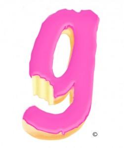 ggmix ggmixblog sweetness g pink doughnut taste buds
