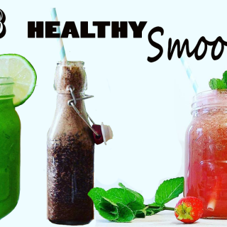 THE 3 BEST HEALTHY SMOOTHIES