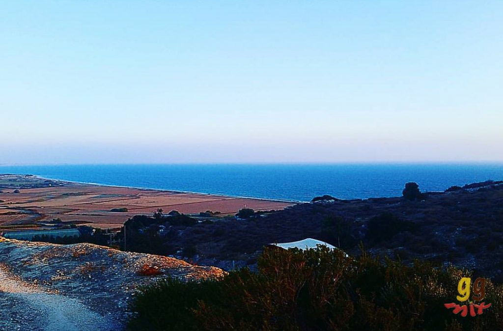 view of kourion cyprus