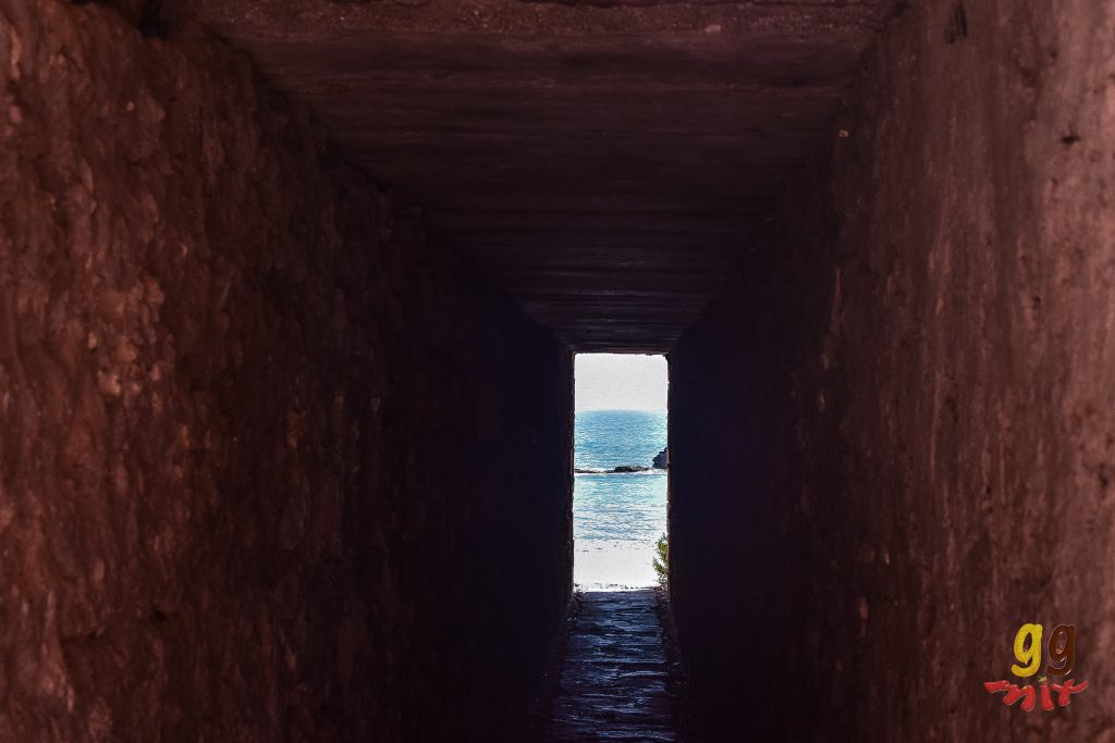 WALK WAY TO PETRA TOU ROMIOU - APHRODITE'S ROCK