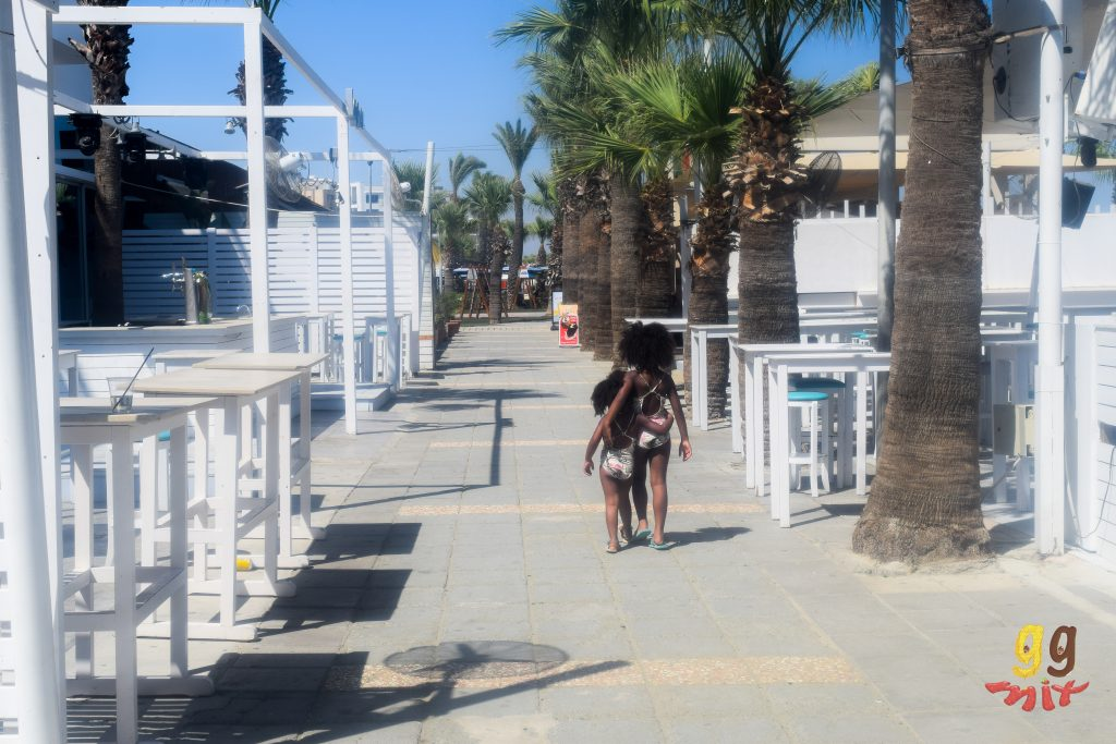 RESTAURANTS AT MACKENZIE BEACH CYPRUS