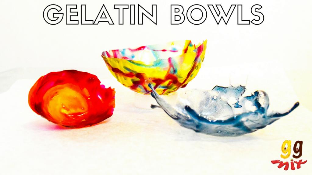 GELATINE BOWLS