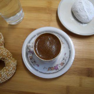 GREEK CYPRIOT COFFEE
