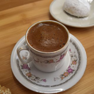 GREEK CYPRIOT COFFEE
