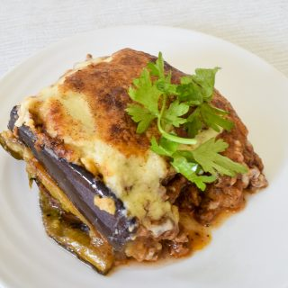 The Best Greek Moussaka