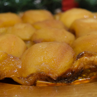 PINK LADY APPLE TARTE TATIN