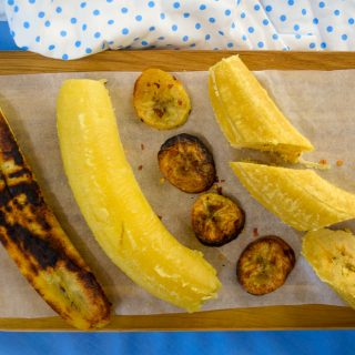 PLANTAIN BAKE BOIL GRILL FRY
